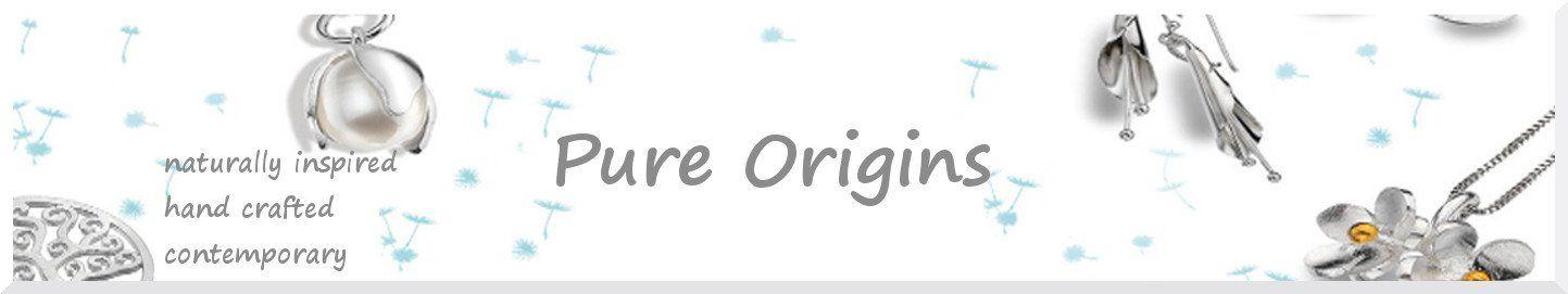 Pure Origins: Drop Earrings