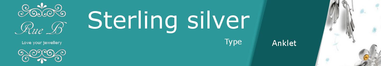 Anklets - Sterling Silver