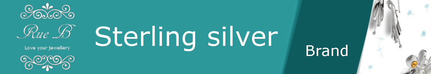 Sterling Silver Jewellery: By Brand
