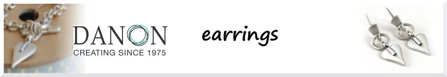 Danon Jewellery:  Earrings
