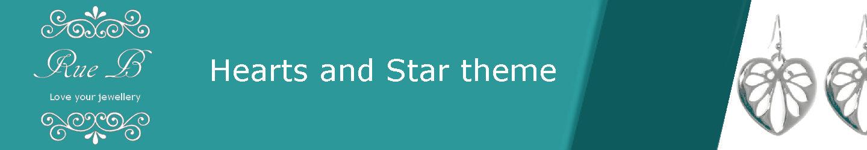 Hearts & stars Theme