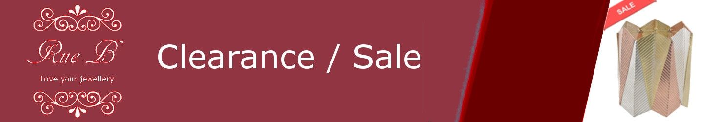 Clearance/Sale