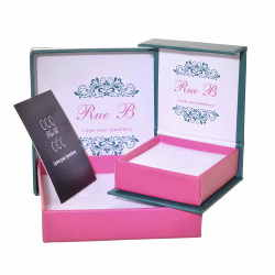 sterling silver jewellery gift boxed from cheap jewellers in york Rue B