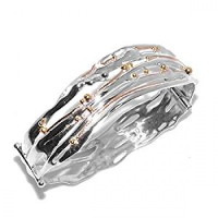 sterling silver and fashion jewellery bangles