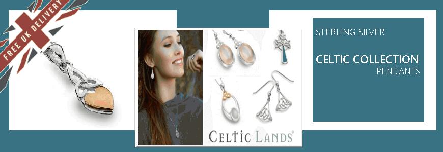 Cetic Pendants - Sterling Silver