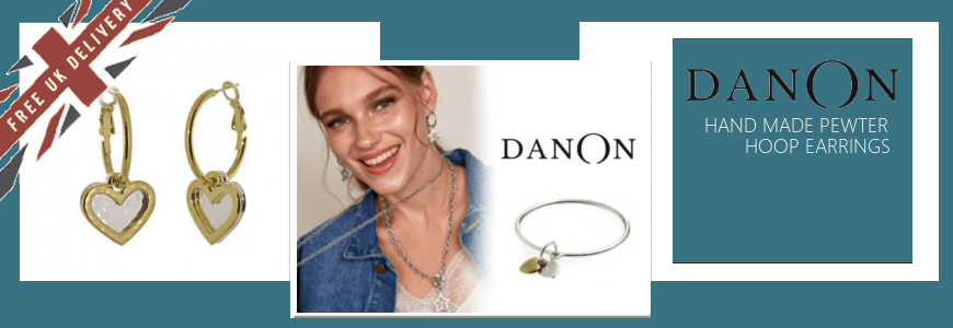 Danon Hoop Earrings