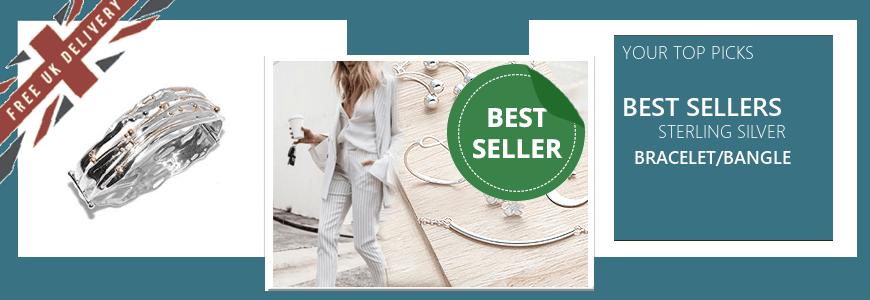 Bestselling 925 Silver Bracelets