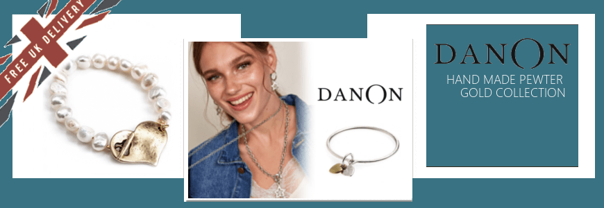 Danon Jewellery: Gold Collection