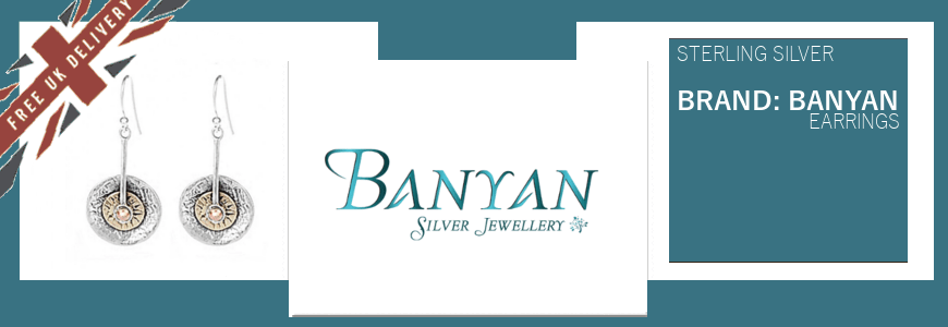 Earrings by Banyan