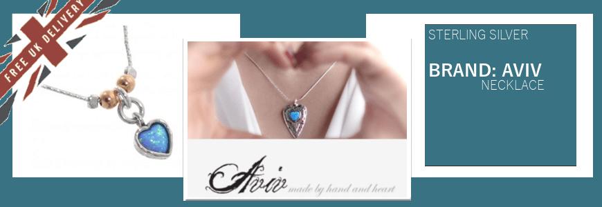 AVIV: Necklaces and Pendants