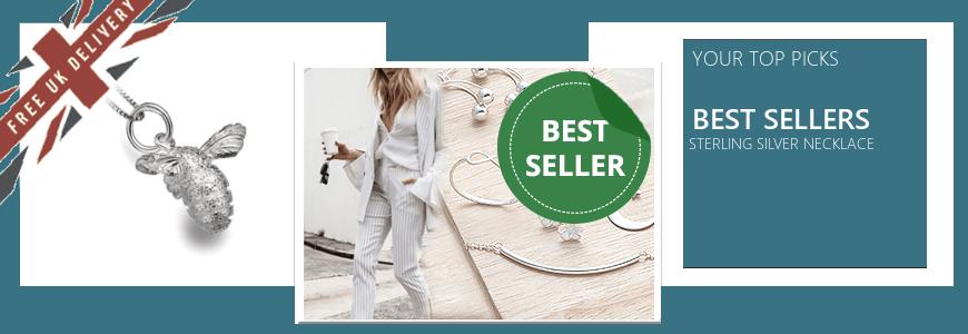 Bestselling 925 Silver Pendants