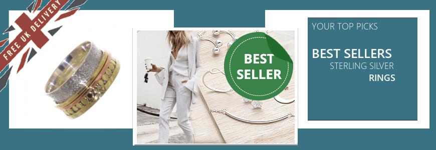 Bestselling 925 Silver Rings