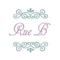 Rue B Fashion Jewellery: Small Silver Bangle with Silver and Crystal Heart Charms and Rose Gold Beads