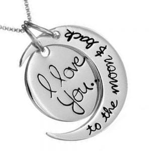 Sterling Silver Quote Jewellery: