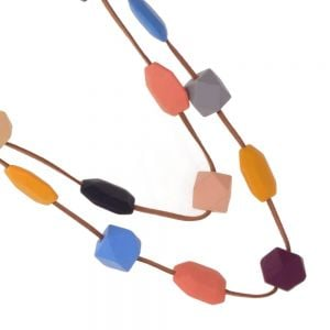 Bold Fashion Jewellery: 102cm (40