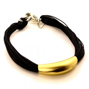 Sale: multi cord gold collar clearance Necklace