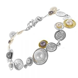 Sterling Silver Jewellery: Abstract