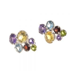 Sale:  Mixed Gem earrings