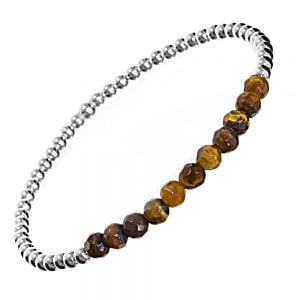 sterling-silver-tiger-eye-stone-bracelet-stretch-semi-preciouse-york-