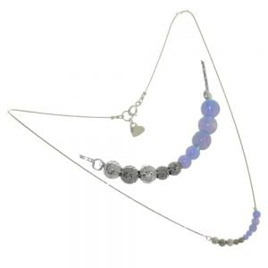 Handmade Aviv Sterling Silver Jewellery: Delicate 16