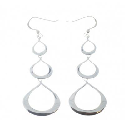 Enhance your desire & style with beautiful sterling silver earrings
