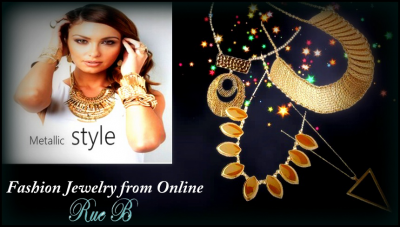Make Your Move with Rue B Fashion Jewellery Online