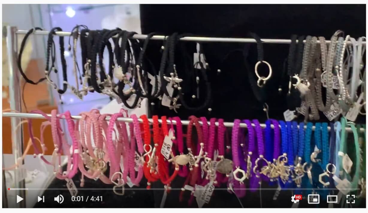 rueb jewellers uk link to youtube video